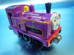 Thomas The Train Races Culdee