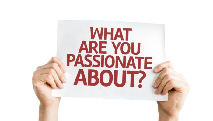 what are you passionate about in life examples
